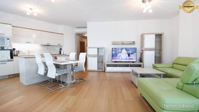 Priestranný 3i byt na prenájom v Bratislave v lukratívnej lokalite