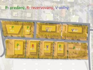 Stavebný pozemok č. F2.2 pre občiansku vybavenosť