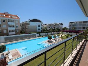 SIDE Apartment, 138m2, čiastočne zariadený, bazén, Turecko-Side