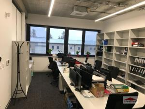 Kancelárie, 42m2, Trnava Seredská, novostavba, zo zázemím, klimatizácia