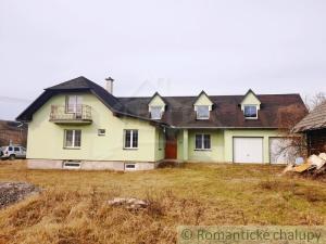 Priestranné nové bývanie pri Rajeckých Tepliciach