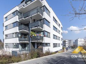 Veľkometrážny byt s terasou, v blízkosti prírody a fínska kvalita