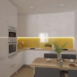 2i byt v novostavbe Zelené Vlčince /D.410