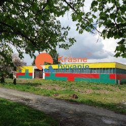 Na predaj Komerčný objekt Turčianske Teplice, sklad/výroba, občianska vybavenosť