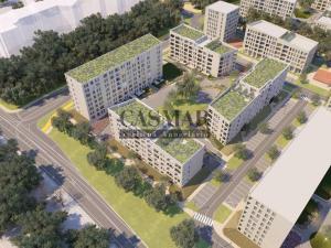 RK CASMAR ponúka na predaj 3izb. byt B205 v projekte Prúdy