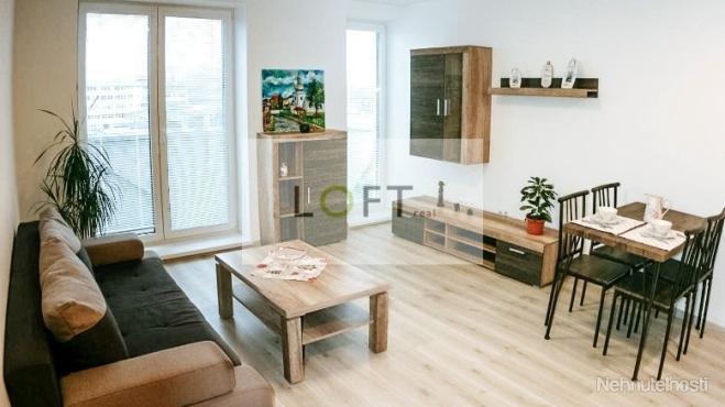 Prenájom 2-izbový byt v novostavbe, ul.Karadžičova, BA-Ružinov