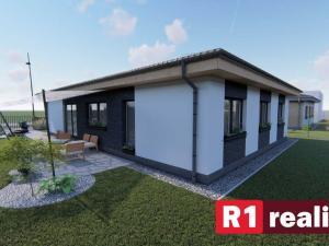 Novostavba, 5 izb. rodinný dom / Lodenica Piešťany