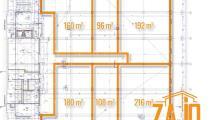 Veľkomoravská TN | Nebytové priestory 96m2 pre obchod a služby