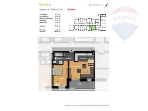 Predaj 2-izbový byt sterasou a záhradou novostavba