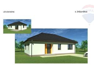4izb RD ( prízemný, tehla ) 93 m2 pozemok 529 m2