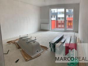2-izb.byt v NOVOSTAVBE v Trnave, 54,5 m2, balkón, parkovacie miesto v garáži
