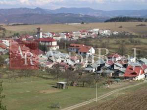Hľadám rodinný dom s pozemkom v Priechode pri Banskej Bystrice