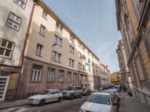 Na predaj nové apartmánové v centre Bratislavy
