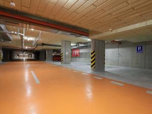 HERRYS - Na prenájom vyhradené parkovacie státie v podzemnej garáži v projekte Seberiniho v mestskej