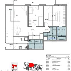 3-izbový byt B83