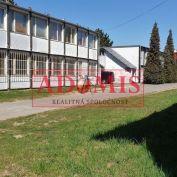 ADOMIS - predaj komerčný objekt pre výrobu a sklad, Košice, časť Barca, Južná trieda, vo funkčnom pr