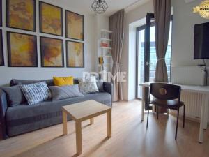 Luxusný 1 byt, novostavba, balkón, klíma,centrum,Modrá Guľa,Suché Mýto