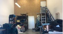 creative solution s.r.o. - prenájom skladového priestoru 42 m2 - BA II