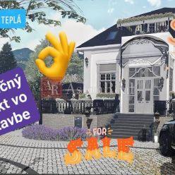 Predaj: TILLIA BOUTIQUE HOTEL, SPA & RESTAURANT - Liptovská Teplá