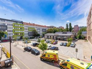 Kancelárie pri OC Central, prenájom, Kominárska, Nové Mesto