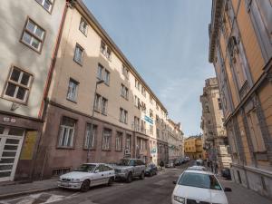 Na predaj nové apartmánové byty v centre Bratislavy