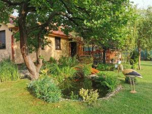 Chatka so záhradou v Nových Zámkoch CH003-13-TER
