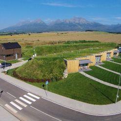 Lukratívne stavebné pozemky v modernom rodinnom rezorte NATUR RESORT Lomnica