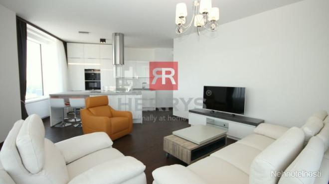 HERRYS, Prenájom, 3 izbový byt zariadený byt v novostavbe Panorama City