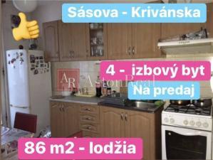 4-izbové byty na predaj v Banskej Bystrici