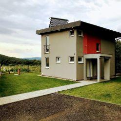 Predaj novostavby MODERNÝ rodinný dom s upraveným terénom