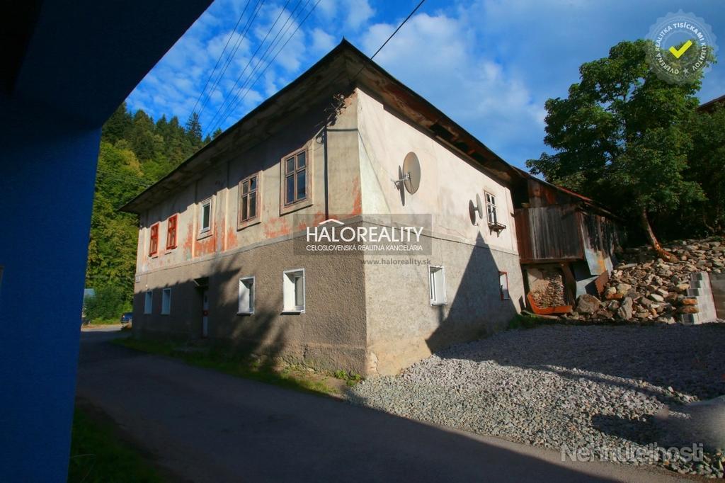 HALO reality - Predaj, chalupa Hronec