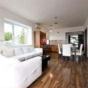 HERRYS - Na prenájom 4 izbový byt s krásnym výhľadom pri Horskom parku  s garážovým státím