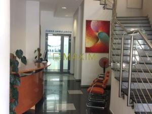 Kancelárske priestory o výmere 129,88 m2 na Rajskej 15/A v Bratislave I.