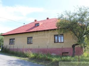 Gazdovský dom s veľkým pozemkom- Čabalovce