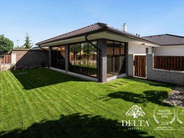 DELTA | 4 izbové rodinné domy, NOVOSTAVBA - Malacky