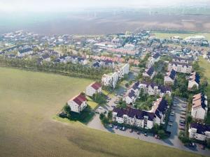 (D6.3.9) 2-izbový byt  s loggiou - rezidenčný projekt POLIANKY - Zavar