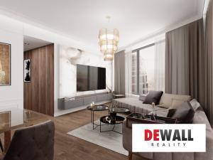 NOVINKA pre náročných: Exkluzívny 5 izb.byt byt v projekte SKY PARK na 25.poschodí!