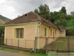 Rodinný dom v tichej časti obce Drnava. Znížená cena!