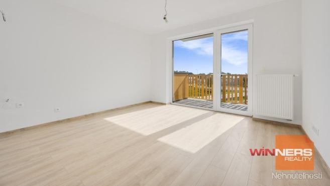 VIDEO! Predaj, novostavba, krásny 1-izbový byt Trnava + garážové státie