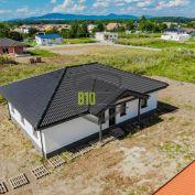 4 izbový bungalov v NOVOVZNIKNUTEJ štvrti / Nitra