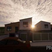 3 izbový útulný rodinný dom, novostavba, 705m2, Tr. Mitice