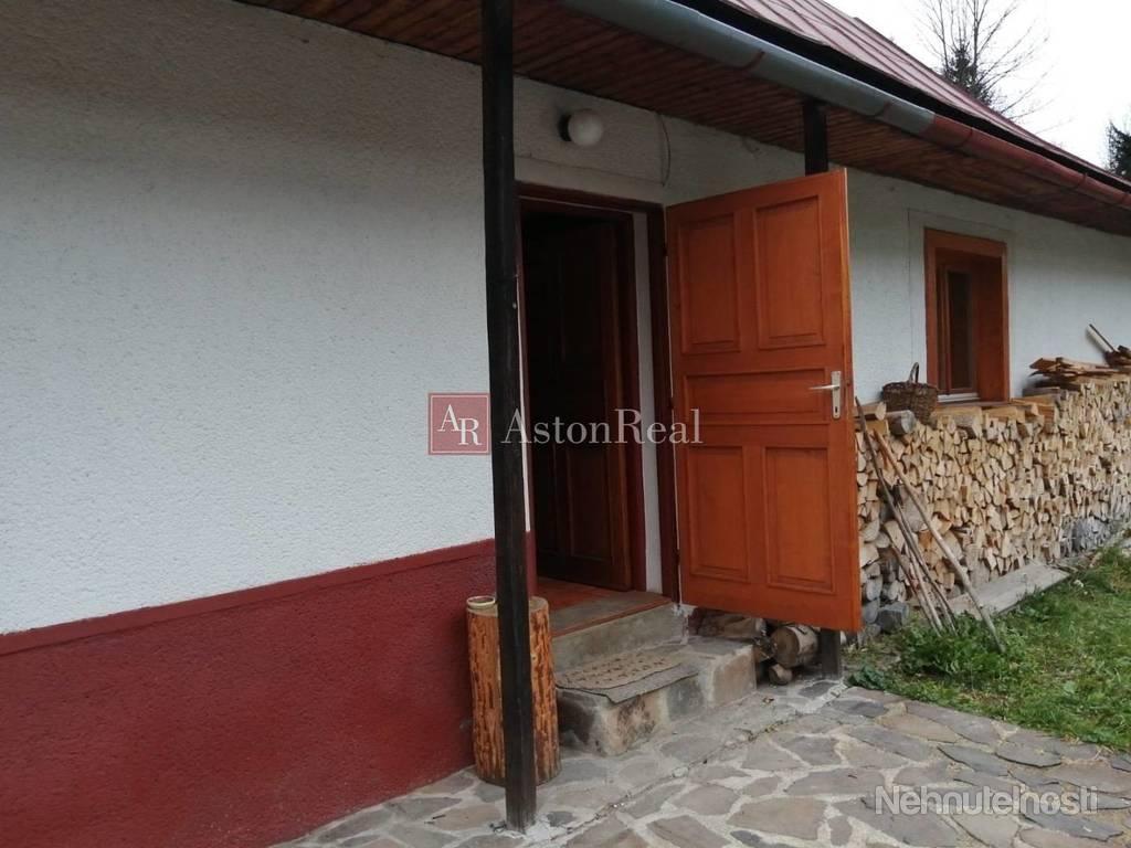 Predaj: REKREAČNÁ CHALUPA v obci Turecká s pozemkom 475 m2