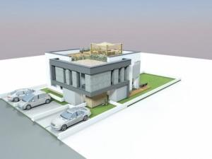 3 izb byt so strešnou terasou a 2 parkovacími miestami vo Viladome/Stupava