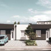 NEO- novostavba 4i rodinného domu s plochou 100,99m2 a pozemkom 365,30m2
