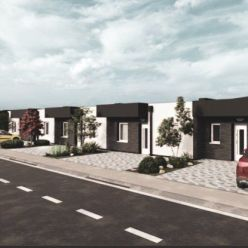 NEO- novostavba 4i rodinného domu s plochou 100,99m2 a pozemkom 312,50m2