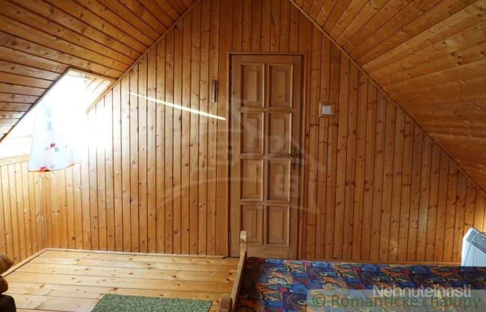 Drevenica v Liskovej, pripravená na využívanie za výhodnú cenu