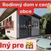 PREDAJ: Moderný, nový 3i RD s veľkorysým obytným priestorom v Beluši