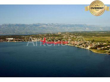 VRSI/MULO - na predaj pozemok, 150 m od mora