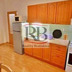 2-izbový byt na Kvačalovej ulici v Ružinove