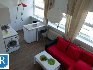 IMPREAL »»»  Nové Mesto  »» Esteticky zladený 1 izbový byt s vysokými stropmi a šatníkom » V prípade